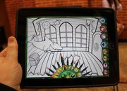 Griffin Crayola ColorStudio HD iPad hands-on - photo 4