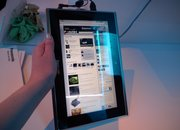 Panasonic Viera Tablet hands-on - photo 5