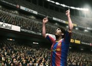 Pro Evo cover star Lionel Messi is FIFA 11 fanboy - photo 2