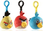 Angry Birds plush toys fly into the UK via Firebox - photo 1
