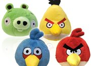 Angry Birds plush toys fly into the UK via Firebox - photo 2