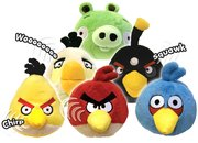 Angry Birds plush toys fly into the UK via Firebox - photo 3