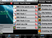 APP OF THE DAY: Pure Lounge (iPhone) - photo 2