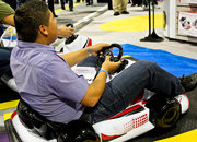 CTA Digital Inflatable Kart makes Mario Kart Wii more fun... Or just hot air? - photo 3