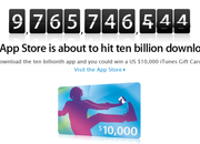 Apple nears 10 billion App Store downloads - photo 2