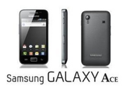 Samsung Galaxy Ace official shots leaked - photo 1