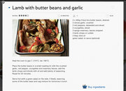 APP OF THE DAY: Tesco Recipes review (iPad) - photo 5