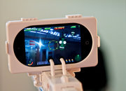 AppBlaster: New toy turns iPhone into an AR gun - photo 3