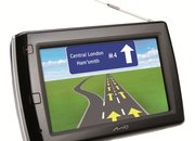 Mio Navman Spirit V575TV: TV and satnav combo - photo 2