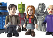 Doctor Who Character Building figures: Like Timelord-shaped Lego Minifigs - photo 4