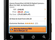 Amazon app for Android arrives - photo 1