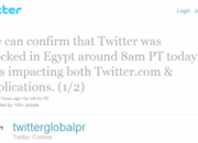 Twitter blocked in Egypt after riots - photo 2