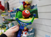 Angry Birds invade Toy Fair, including official catapult - photo 4