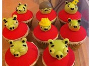 Now... Angry Birds cupcakes - photo 4