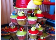 Now... Angry Birds cupcakes - photo 5