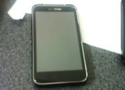 HTC buttonless handset makes (blurred) appearence - photo 1