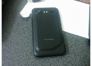 HTC buttonless handset makes (blurred) appearence - photo 2
