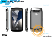 BlackBerry Curve Touch revealed by leaked roadmap  - photo 5