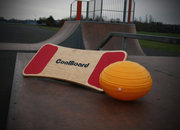 CoolBoard hands-on: getting in shape for the slopes   - photo 2