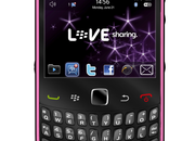 BlackBerry Curve 3G goes pink for Valentine's Day - photo 4