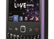 BlackBerry Curve 3G: The ultra-violet smartphone - photo 2