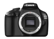 Canon EOS 1100D: First steps DSLR - photo 3