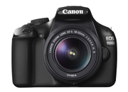 Canon EOS 1100D: First steps DSLR - photo 4