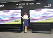 Panasonic's TH-103VX200W 103-inch 3D plasma hands-on - photo 2