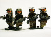 Lego Halo and other videogame minifigs - photo 3