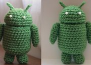 Crotchet Android mascot: Cranking the cute up to 11 - photo 2
