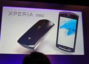 Sony Ericsson Xperia Neo finally confirmed, we go hands-on - photo 2