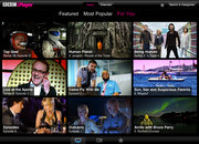 BBC iPlayer for iPad hands-on - photo 3