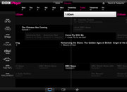BBC iPlayer for iPad hands-on - photo 4