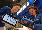 Samsung uses time machine, Galaxy Tab II and Galaxy S II launch already - photo 3