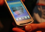 Sony Ericsson Xperia Pro hands-on - photo 3