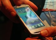 Sony Ericsson Xperia Pro hands-on - photo 4