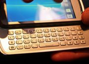 Sony Ericsson Xperia Pro hands-on - photo 5