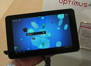 LG Optimus Pad hands-on - photo 2