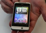 HTC Salsa hands-on - photo 2