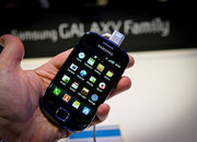Samsung Galaxy Fit hands-on - photo 3