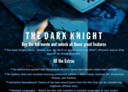 The Dark Knight and Inception hit the App Store - photo 4