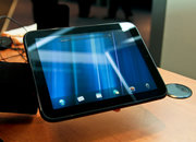 HP TouchPad hands-on - photo 2