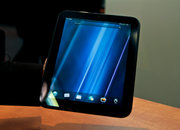 HP TouchPad hands-on - photo 3