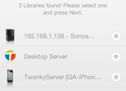 Twonky Mobile beams into the App Store - photo 2