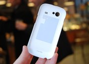 White Google Nexus S hands-on - photo 2
