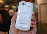 White Google Nexus S hands-on - photo 4