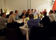 Steve Jobs, Mark Zuckerberg and others dine with the President - photo 1