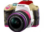 Pentax Bonnie Pink K-r isn't a sight for sore eyes - photo 1