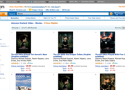 Amazon.com Prime customers get 5000 free movies - photo 1
