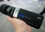 JVC GS-TD1 hands-on - photo 2